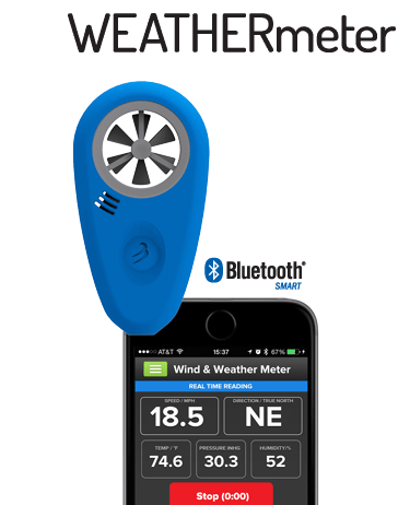 Weatherflow Weather Meter Bluetooth Low Energy Device